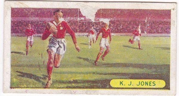No. 10 Ken Jones