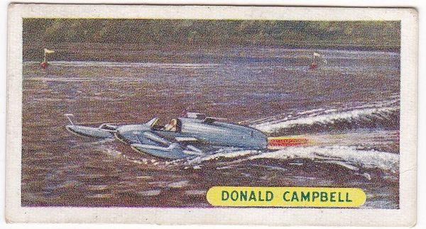 No. 11 Donald Campbell