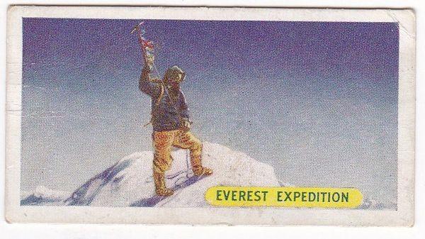 No. 25 Sir Edmund Hillary - Everest Expedition