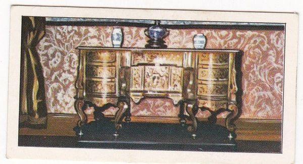 No. 02 Boulle Table in the Saloon