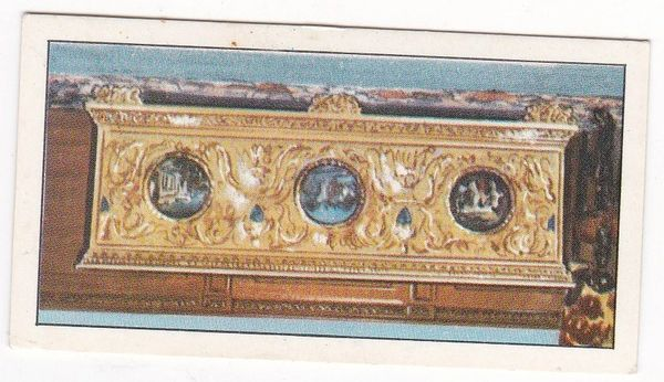 No. 04 Chest at Head of Grand Staircase