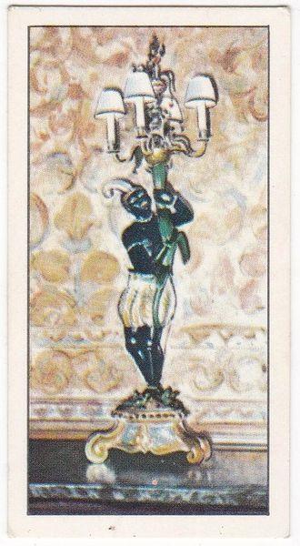 No. 24 Glass Candelabra