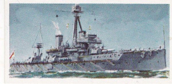 No. 01 H.M.S. DREADNOUGHT Battleship