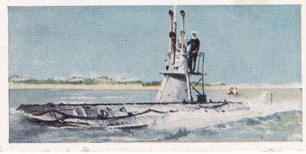No. 02 H.M. Submarine A.1