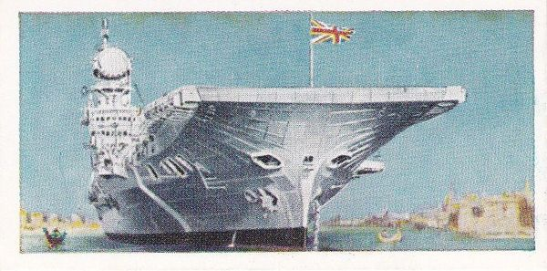 No. 26 H.M.S. VICTORIOUS Aircraft Carrier