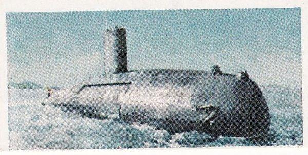 No. 32 H.M.S. DREADNOUGHT Submarine Hunter-Killer