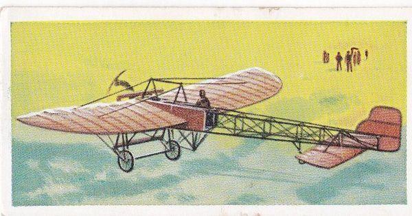 No. 01 Bleriot Monoplane 1910
