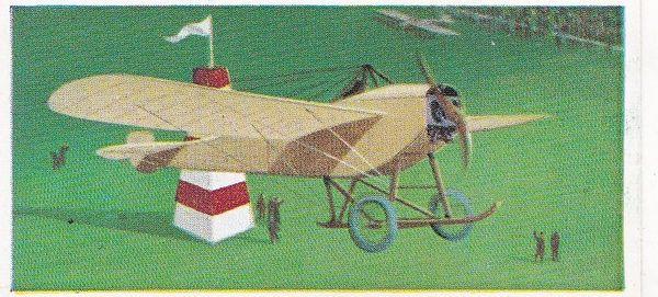 No. 02 Nieuport Monoplane 1911
