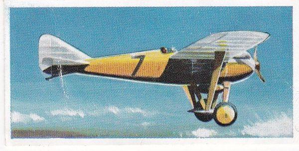 No. 06 Nieuport-Delage Sesquiplane