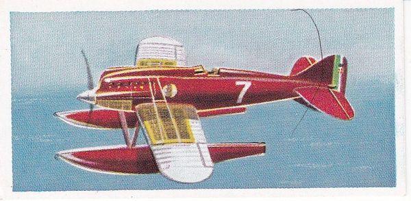 No. 09 Macchi M.52