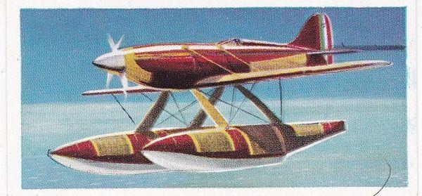 No. 11 Macchi-Castoldi M.C.72