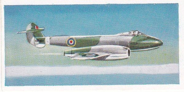 No. 13 Gloster Meteor Mk. IV