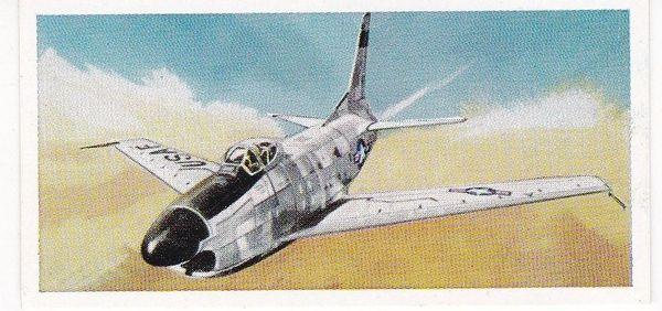 No. 15 North American F-86 Sabre