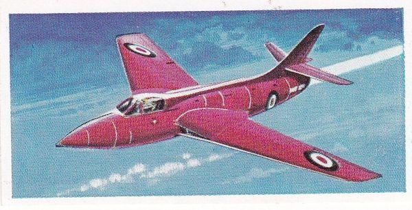 No. 16 Hawker Hunter F. Mk. 3