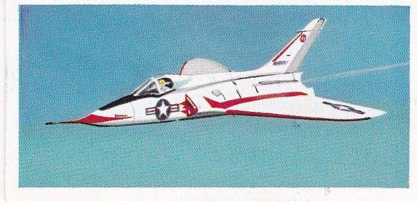 No. 18 Douglas XF4D-1. Skyray