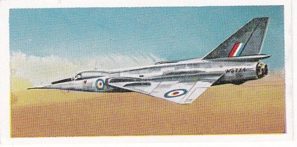 No. 20 Fairey F.D.2