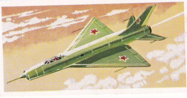 No. 23 Soviet Fighter E-66