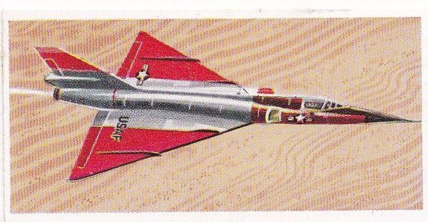 No. 24 Convair F-106 Delta Dart