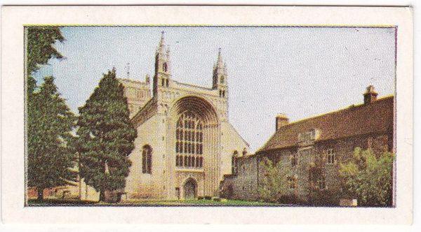 No.10 Tewkesbury Abbey