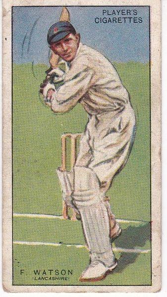 No. 44 - F Watson (Lancashire)