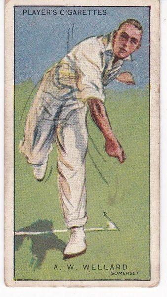 No. 45 - A W Wellard (Somerset)