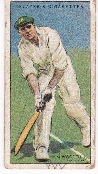 No. 48 - W M Woodfull (Victoria)