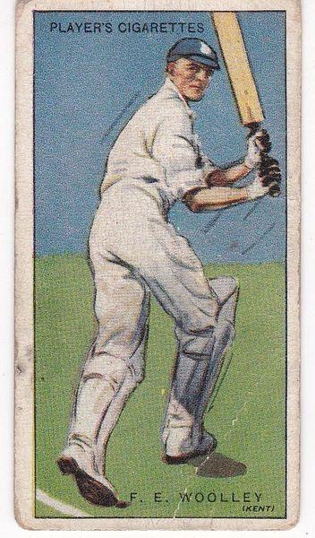 No. 49 - F E Woolley (Kent)