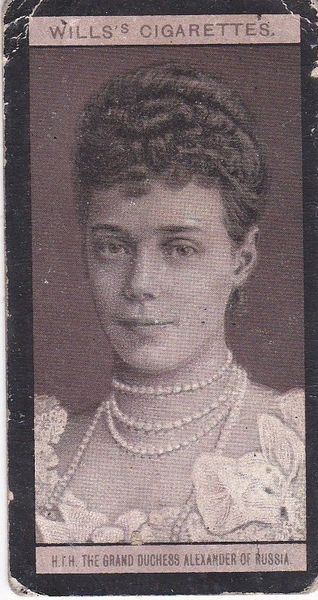 No. 71 H.I.H. The Grand Duchess Alexander of Russia