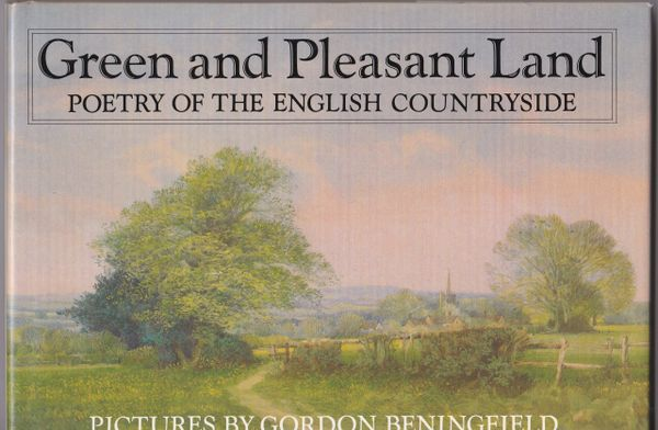 Green and Pleasant Land by Gordon Beningfield (Hardback, 1989)
