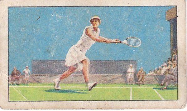 CHAMPIONS No. 07 Helen Wills-Moody tennis