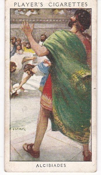No. 03 Alcibiades : The Spoilt Darling of Athens