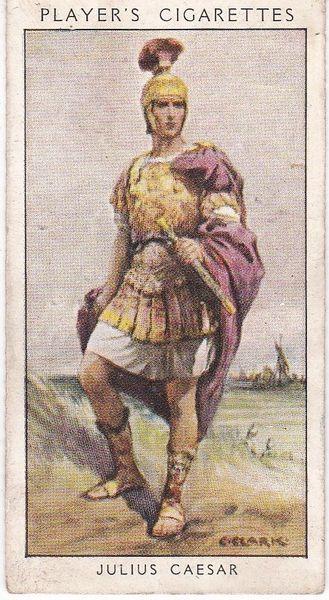 No. 04 Julius Caesar : The Conqueror Dandy