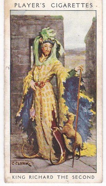 No. 06 King Richard the Second : A Royal Dandy