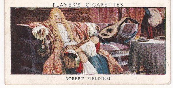 No. 12 Robert Fielding : Beau Fielding