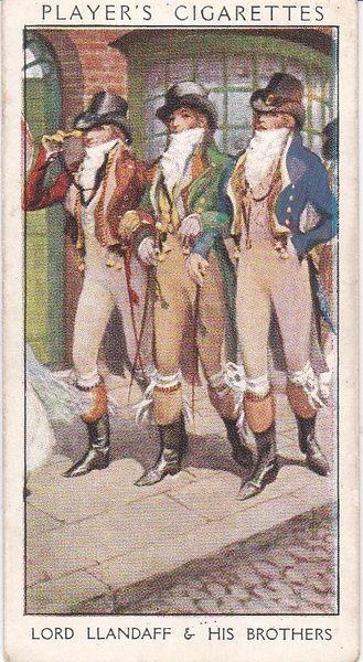 No. 21 Lord Llandaff & His Brothers