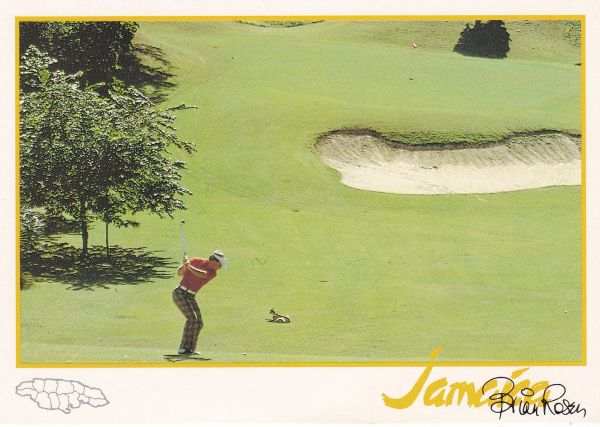 Post Card Jamaica Golf / Watch the Goat! New Market Investment