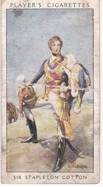 No. 26 Sir Stapleton Cotton : Lion d'Or