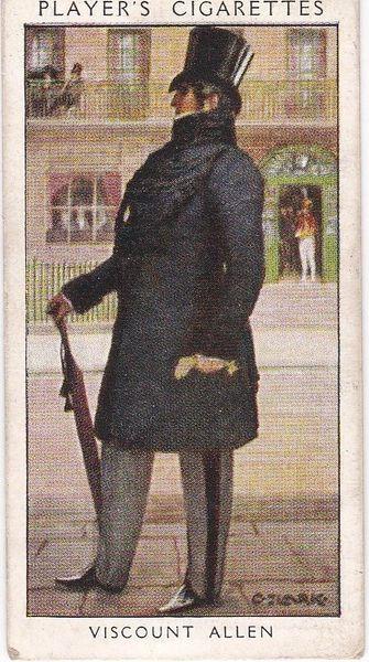 No. 33 Viscount Allen : King Allen