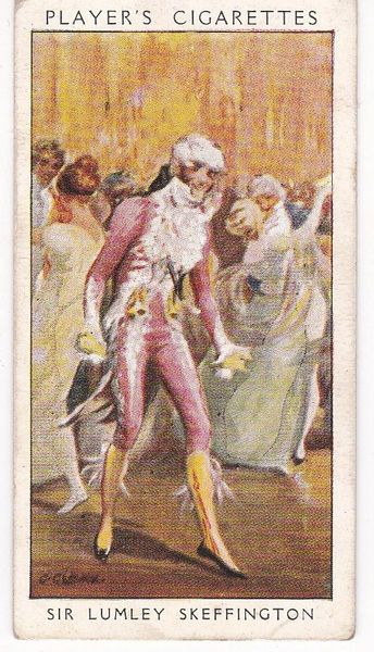 No. 35 Sir Lumley Skeffington : Skiffy