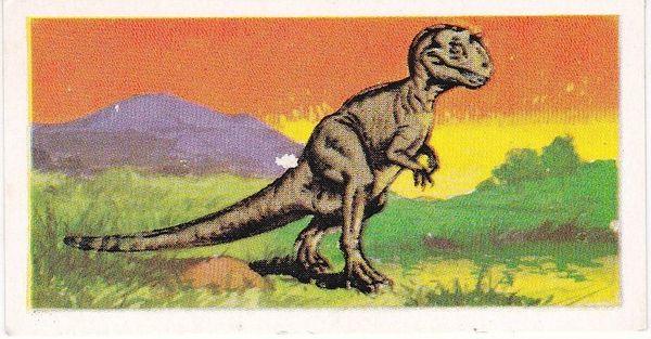 No. 48 Allosaurus