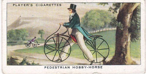 No. 01 Pedestrian Hobby-Horse