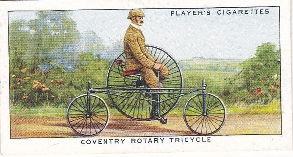 No. 06 Coventry Rotary Tricycle