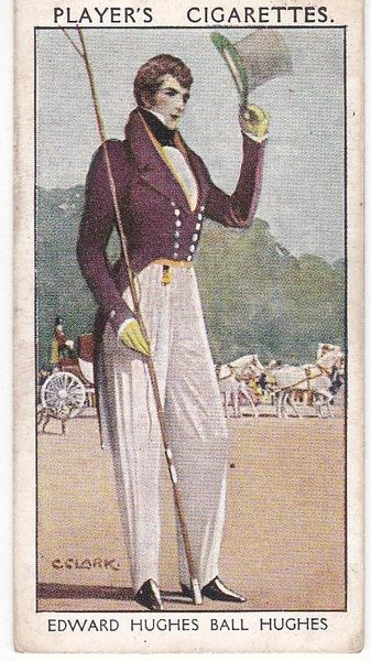 No. 42 Edward Hughes Ball Hughes : Golden Ball