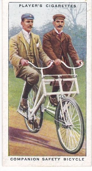 No. 20 Companion Safety Bicycle
