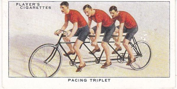 No. 23 Pacing Triplet