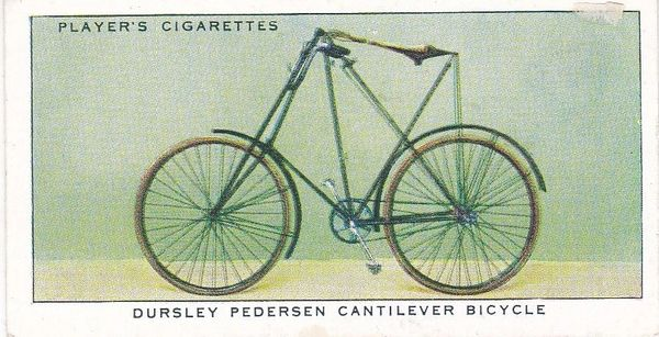 No. 26 Dursley Pedersen Cantilever Bicycle