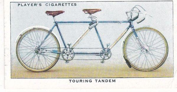 No. 31 Touring Tandem