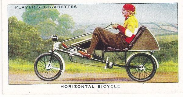 No. 36 Horizontal Bicycle