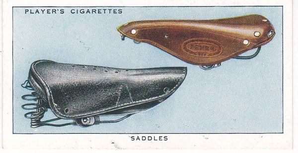 No. 39 Saddles
