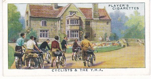 No. 41 Cyclists and the Y.H.A.